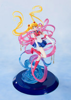 Anime Sailor Moon Crystal Tsukino Usagi Pretty Guardian PVC Action Figure Resin Collection Model Toy Doll Gifts Cosplay
