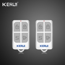 KERUI Home Wireless Portable Remote Control Kit 433MHz Alarm Accessories For Home Security Alarm System Touch Keypad