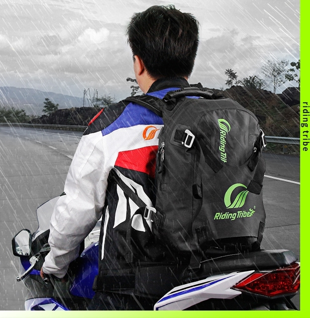 Riding Tribe safety bags/outdoor sport backpacks/motorcycle bags/racing off-raod backpacks waterproof helmet backpacks