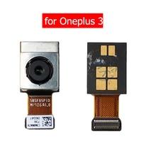 Для Oneplus 3 задняя камера модуль основной камеры для One Plus 3 большой модуль задней камеры гибкий кабель 16 МП запасные части
