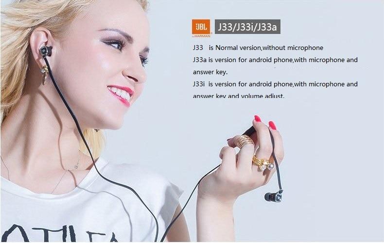 New Original JBL J33a Fashion Best Bass Stereo Earphone New  JBL J33a Fashion Best Bass Stereo Earphone HTB1UjfqPpXXXXXnXVXXq6xXFXXXY