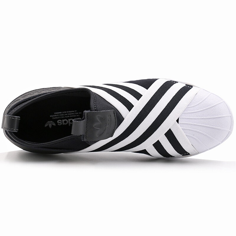 best website d87bc 15157 Original New Arrival 2018 Adidas Originals SUPERSTAR SLIPON W Women's  Skateboarding Shoes Sneakers-in Skateboarding from Sports & Entertainment  on ...