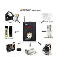 CX007 del Multi-función de Cámara de la Señal de RF Del Teléfono GSM GPS WiFi Bug Spy Detector CX007 del Multi-función de la Señal de RF Teléfono de la cámara GSM GPS