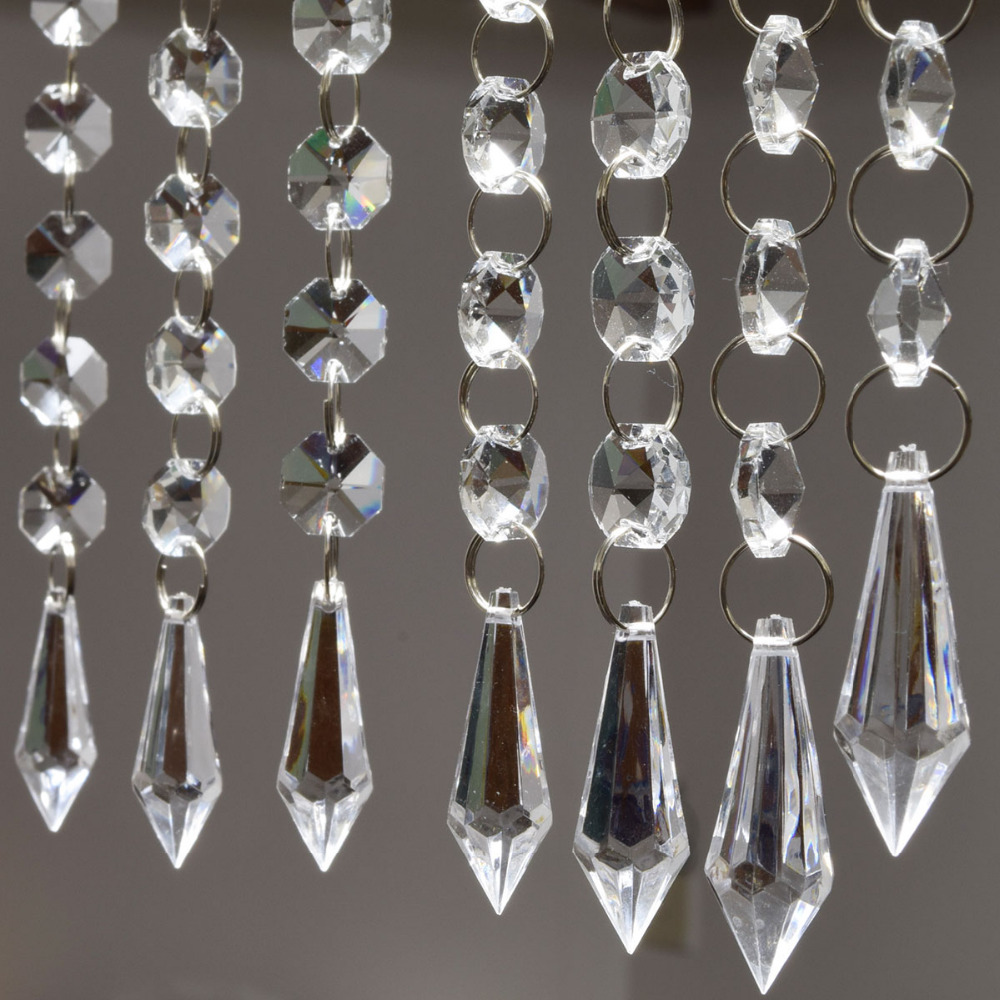 Online Buy Wholesale chandelier crystal strands from China – Chandelier Crystals Bulk