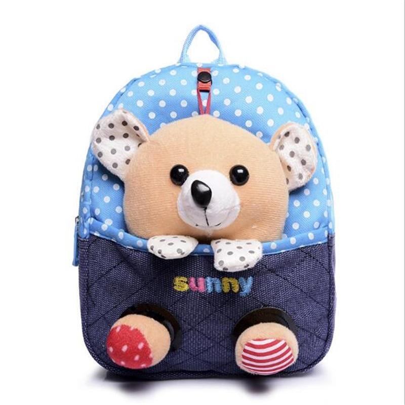 Детские плюшевые рюкзак игрушка - Мягкие и плюшевые игрушки
