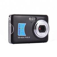 CDFE Digital Camera Professional Camera 8mp 2.7 Inch Aluminum + plastic Support multi Language Mini Portable HD Camera