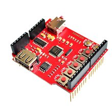 Smart Electronics Integrated for Arduino USB-SD MP3 Shield