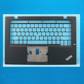 new for Lenovo ThinkPad X1 Carbon 3rd 2015 Keyboard Bezel Palmrest UPPER case top cover 00HN945 US Version