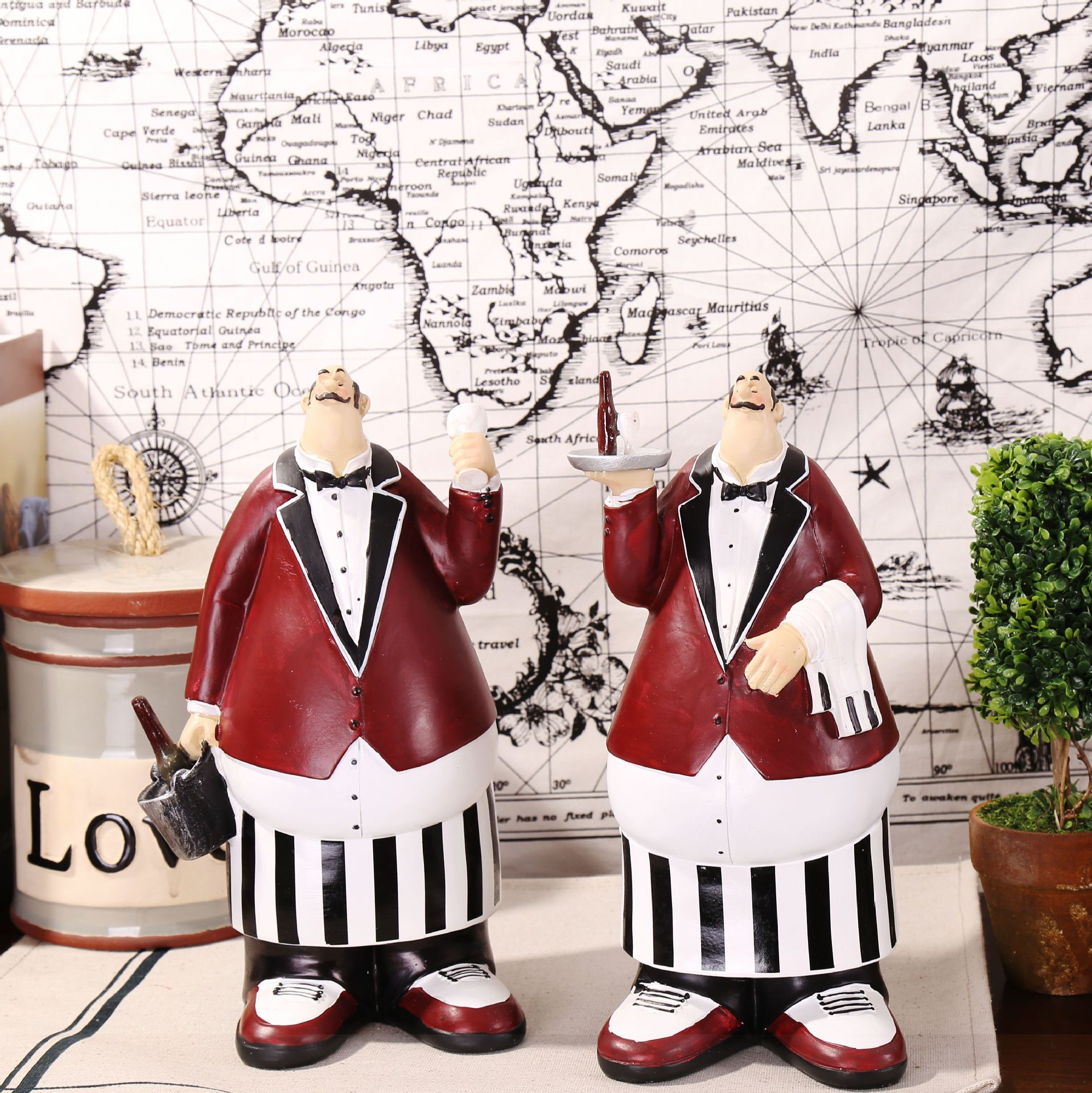 pare prices on chef figurines online shopping low price