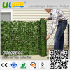 ULAND Privacy Ivy Fence Screen 1pcs 100cm 300cm Artificial Hedge Fencing Turf Carpet Outdoor For Garden