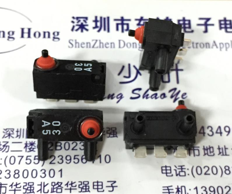 10PCS/LOT Germany CHERRY cherry DK1G-RRA0 waterproof micro switch, small limit travel switch, 2A, 12VDC micro switch tm 1743 high temperature resistence switch limit switch travel switch