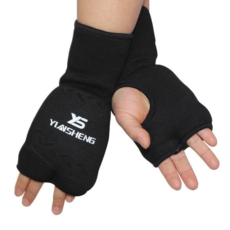 Тхэквондо перчатки бои рука защитника WTF утвержден Боевые искусства Спорт Защита рук Боксёрские перчатки руки защитный инструмент