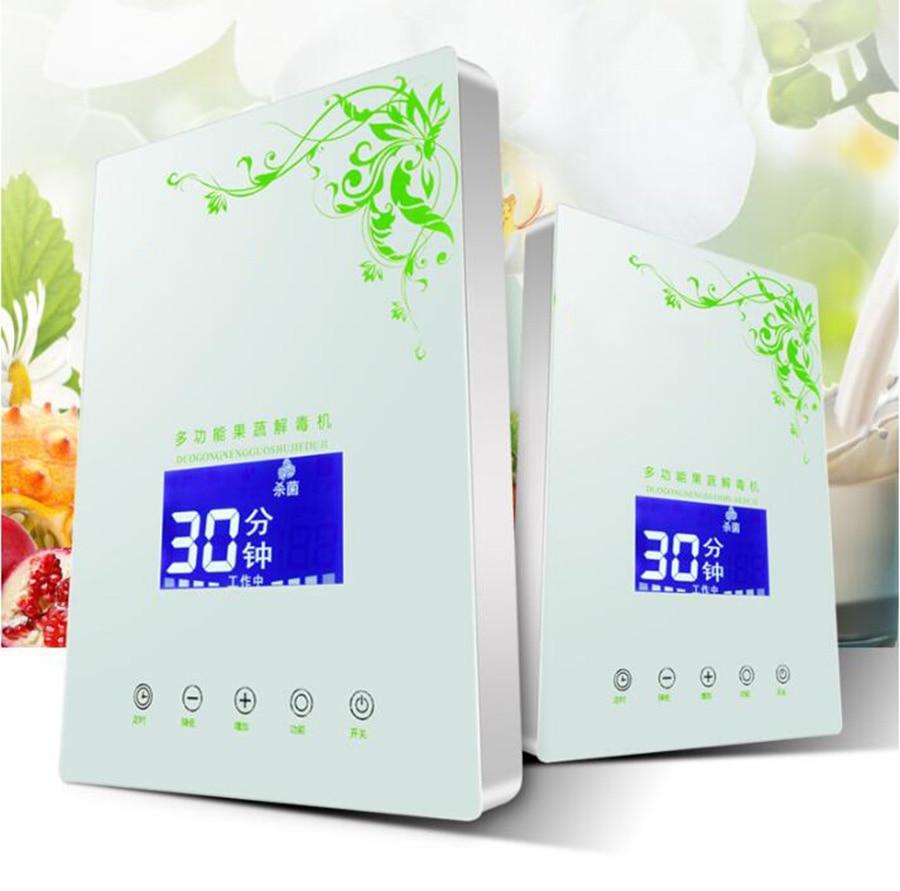 Active oxygen detoxification machine multi-function fruits and vegetables jiedu machine ozone disinfection machine