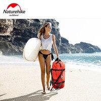Naturehike Waterproof Swimming Dry Bag Outdoor Cycling Storage Bags Beach Drifting River Trekking Bag 40/60/90/120L NH16T002 S