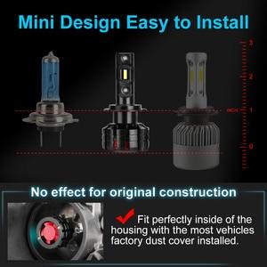 Image 3 - Mini Canbus ampoules Led H4, H1 H3 H8 H11 HB3 9005 HB4 9006 lampes antibrouillards, Turbo 16000LM