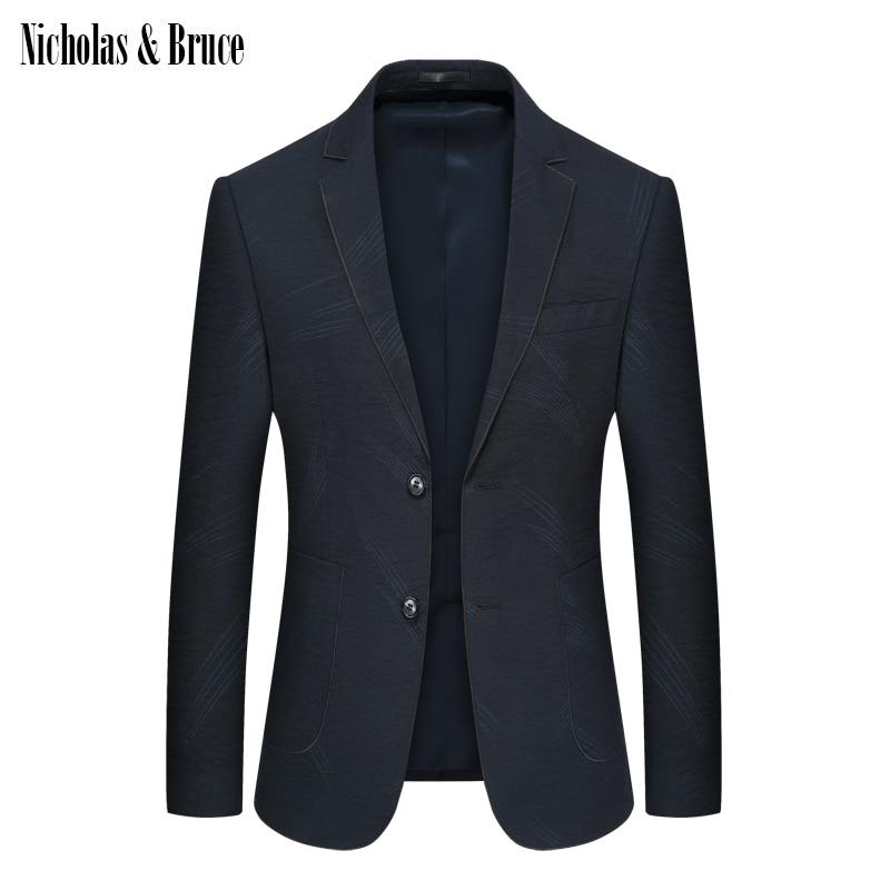 N & B пиджак 2019 Для мужчин формальные черный блейзер Для мужчин s сюртук Для мужчин Куртки для свадеб Slim Fit костюм пальто платье-пиджак SR15
