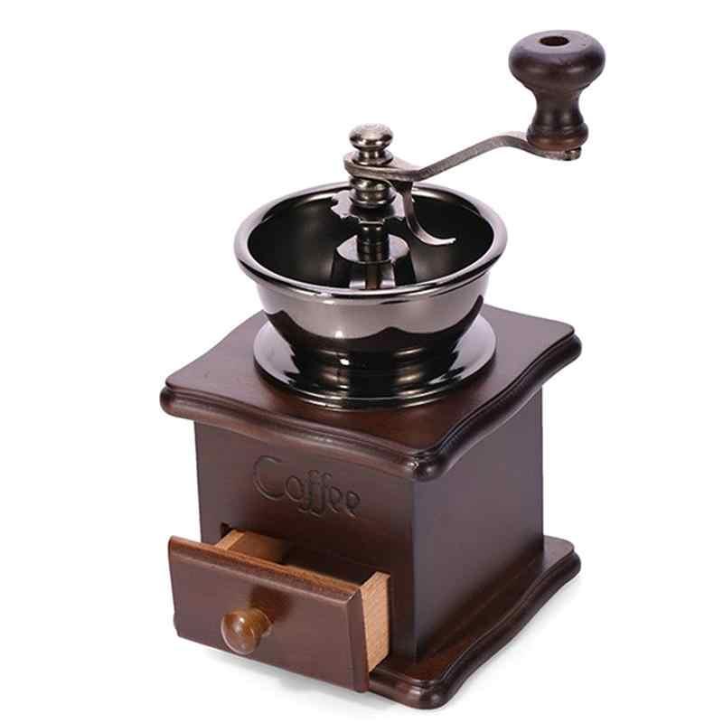 Ручная кофеварка, ручная шлифовальная машина для кофейных зерен, ручная кофейная Кусачка, ручная шлифовальная машина