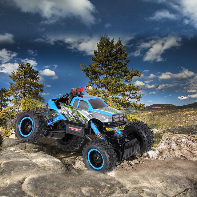 High End Sd Radio Control Car 1403 2 4g 4wd Driveing System Rock Crawler Go Anywhere Truck Vehicle Electric Rc Model