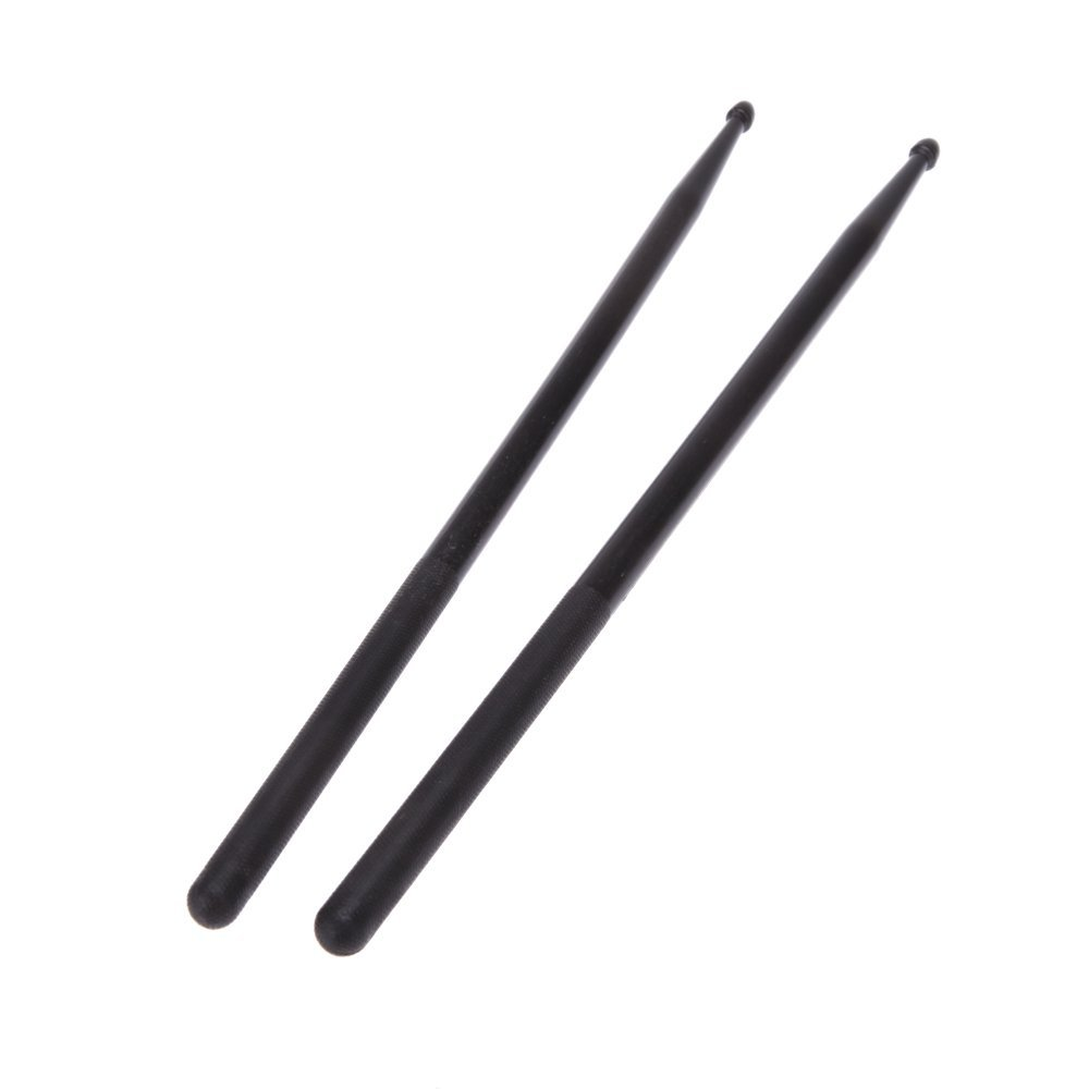 New Professional Lightweight Pair Of 5A Nylon Drumsticks Stick For Drum Set