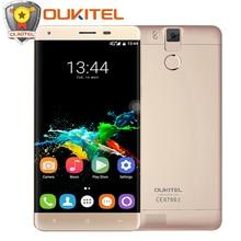 "Oukitel K6000 Pro Mobile Téléphone MT6753 Octa base Android 6.0 5.5 ""1080 P 16MP 3G + 32G 3G WCDMA 4G LTE GPS + Glonass Smartphone"