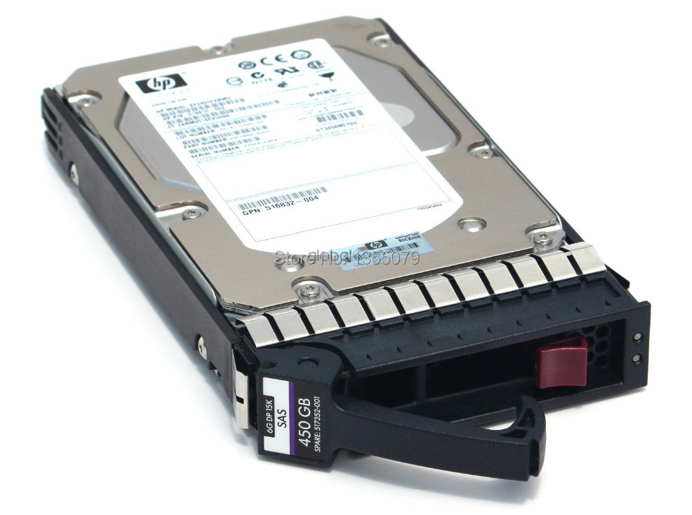516816-B21 517352-001 450GB 6G 15K 3.5 DP SAS HDD sas festplatte 450gb 15k sas dp lff 454274 001