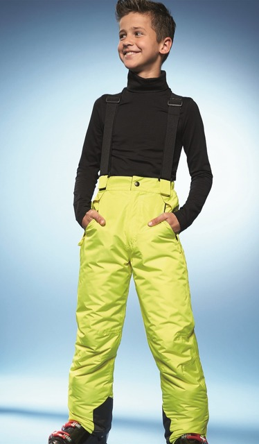 Kids/Children Winter Outdoor Sport Ski Pants Warm Waterproof Snowboard/Skiing/Snow/Motorcycle Pantalon/Trousers For Boys/Girls