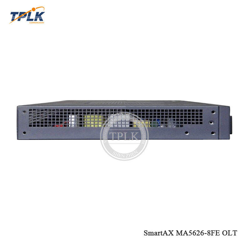 Высокое качество HW SmartAX MA5626-8FE обратное POE питание 8 портов FTTH GPON EPON OLT шасси, для 8 портов ethernet