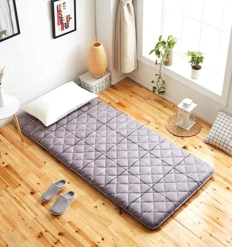 Japanese Tatami Floor Mat Sleeping Bed Foldable Futon Mattress ...