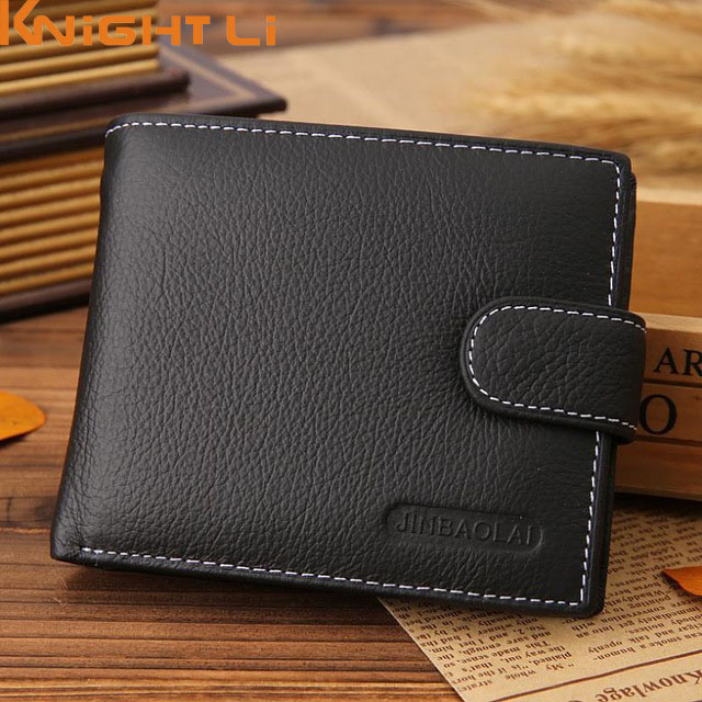 New High Quality Men Wallet Genuine Leather Fashion Design Large Capacity Men Purses Wallets N90 high quality men genuine leather clutch men wallets vintage wallet male purses large capacity men s wallets