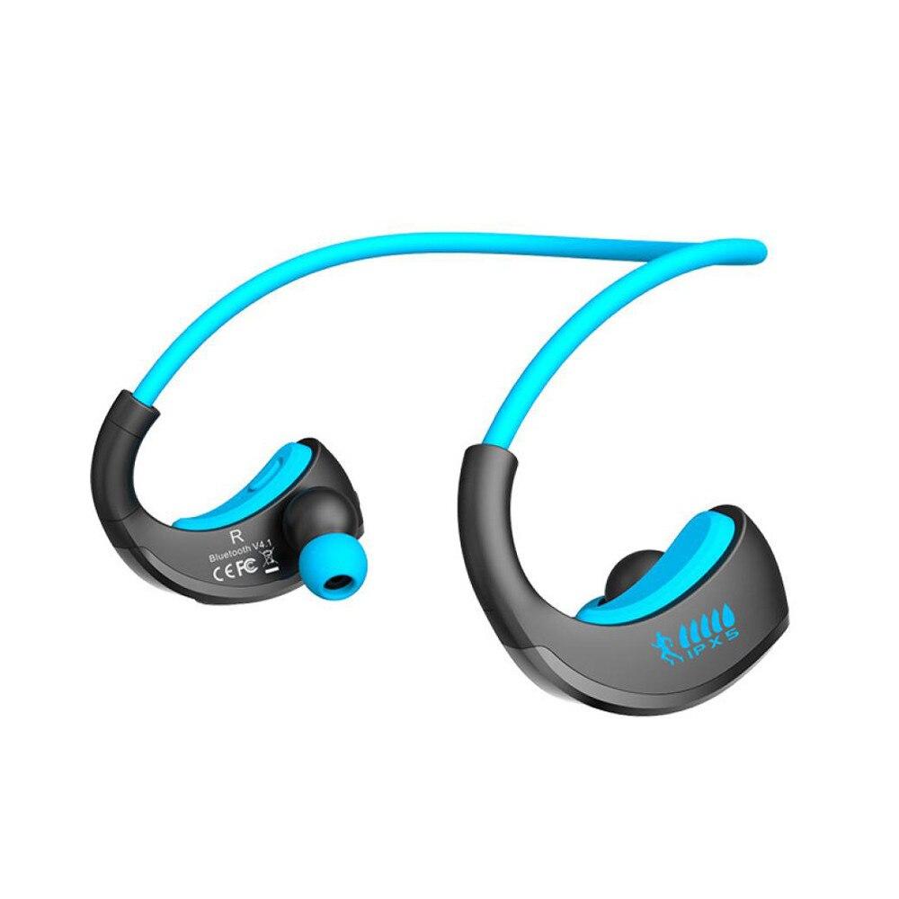 Sports Headset Waterproof Ear Headphones Earphones Earbuds Wireless Bluetooth Earphone With Microphone For iPhone