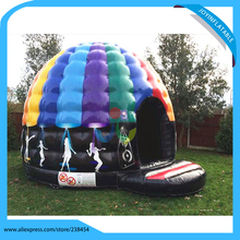 Customized Inflatable Disco Dome Tent Cheap Party Tents for Sale(China) & Buy cheap dome tents and get free shipping on AliExpress.com