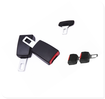 1 car seat belt clip extender lock plug socket accessories for BMW i8 Z4 X5 X4 X2 X3 M5 M2 X6 M6 640i 640d image
