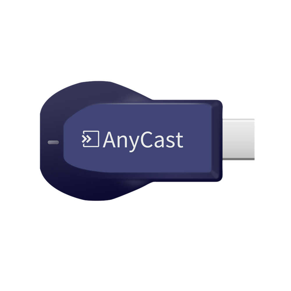 2019 Anycast HD Smart TV Stick Baru Nirkabel Wi Fi Tampilan Dongle Receiver 1080P Miracast Airplay DLNA Mirroring