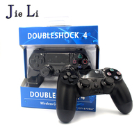JIE LI Wireless PS4 Controller Bluetooth Gamepad For Sony PlayStation Dualshock 4/4 Pro Vibration Joystick With Retail Package