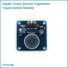 New TTP223B Digital Touch Sensor Capacitive Touch Switch Module for Arduino