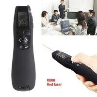 Pro Presenter 2 4GHz Presenter Wireless Laser R800 Pointer USB Receiver With Bag