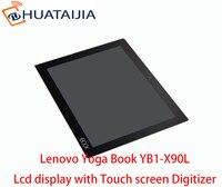 100 New Original LCD Display For 10 1 Lenovo Yoga Book YB1 X90L YB1 X90F LCD