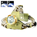 Aluminum 2300Lumen  T6 LED Frontal Led Headlamp Headlight Flashlight Linternas Lampe 3 Mode Torch Head Lamp Light