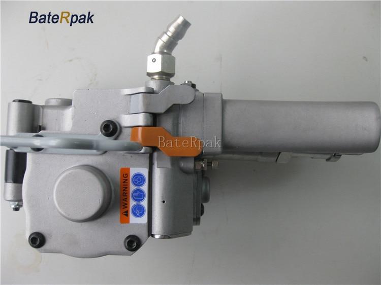 AQD-19/25 BateRpak PET pneumatikus hevederes szerszámok, hordozható - Elektromos kéziszerszámok - Fénykép 2