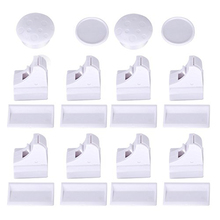 FABE Magnetic Cupboard Locks for Baby Safety Child Proofing (8 Locks + 2 Key)