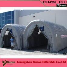 Бесплатная доставка Лучшее качество Портативный надувные photo booth куба палатка