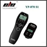 YouPro YP-870/S1 Camera Wireless Shutter Timer Remote Control for Sony Alpha DSLR-A900 DSLR-A850 DSLR-A700 Transmitter Receiver