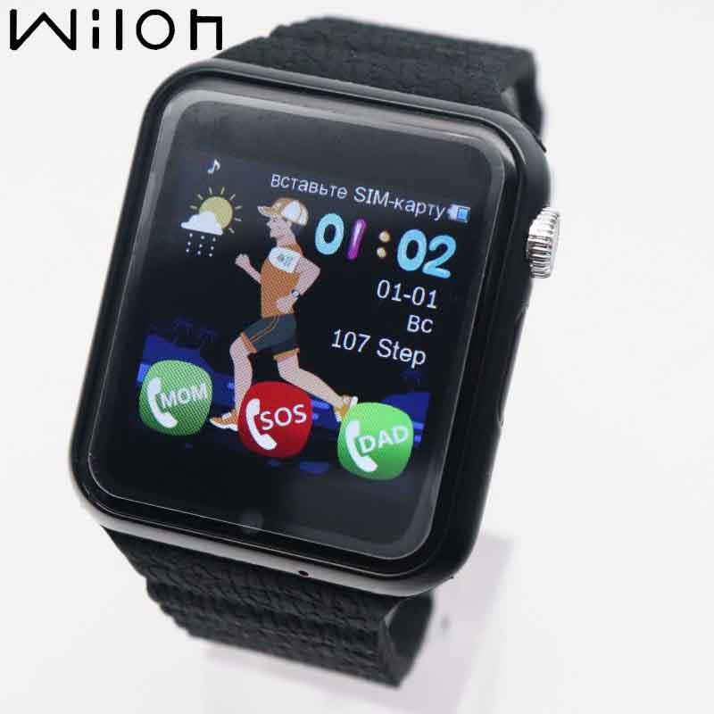 2018 GPS tracking watch for kids waterproof camera facebook smart watch SOS Call Location Devicer Tracker Anti-Lost Monitor V7K 1 54 screen children security gps smart watch with camera sos call location safe anti lost devicer tracker for ios and android