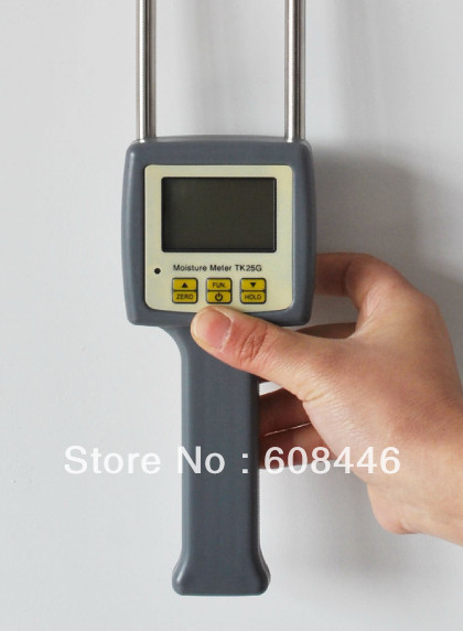 25 Kinds Grains Barley Corn Hay Oats Rapeseed Rough Rice,Sorghum,Soybeans and Wheat grain moisture meter tester цена
