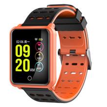 New IP68 Swim Smart Watch Fitness Tracker Heart Rate Monitor Sleep Monitor Pedometer Calorie Burned Activity Tracker bracelet