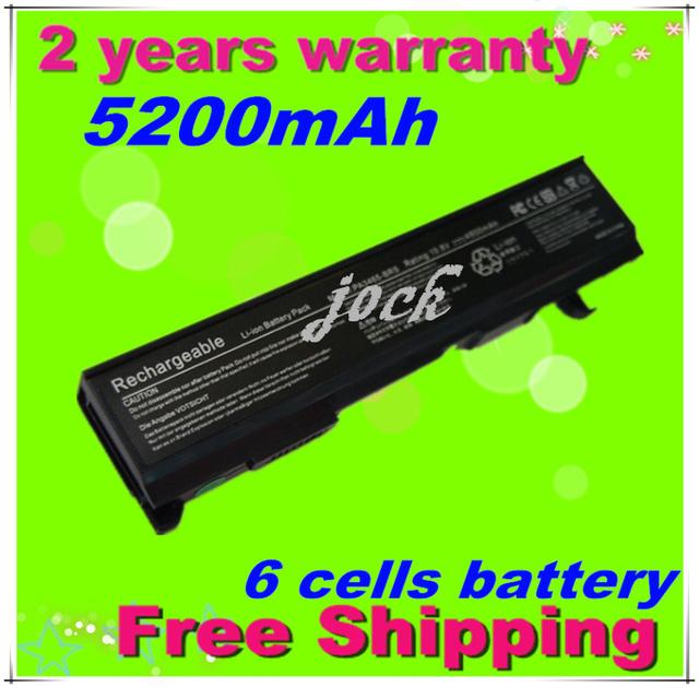 Jigu pa3465u-1brs pabas069 bateria do portátil para toshiba dynabook ax/55a dynabook tw/750ls equium a100-549 m70-364 satellite