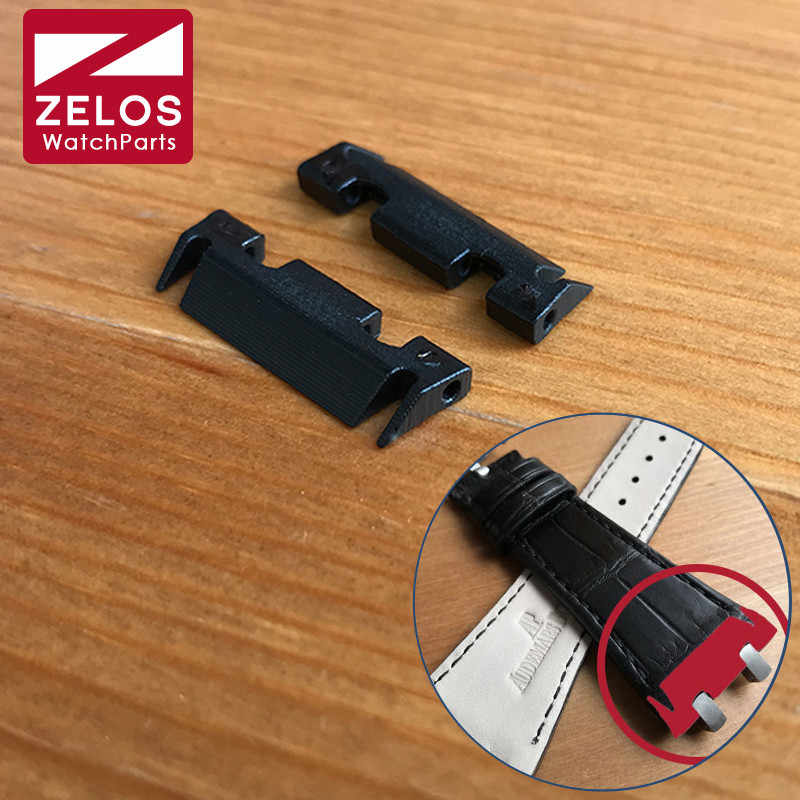 plastic watch leather strap inserts inside for AP Royal Oak 41mm watch band 15400 parts tools