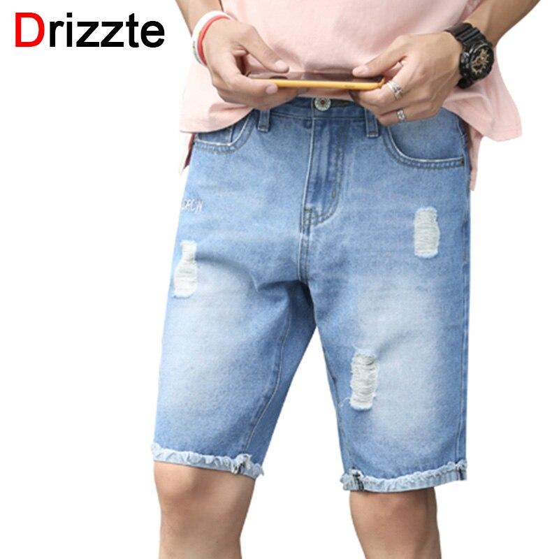 Online Get Cheap Black Jean Shorts for Men -Aliexpress.com ...