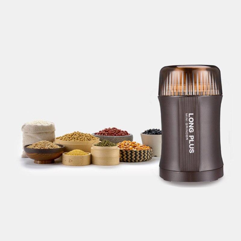 Eworld Electric Coffee Grinder Spice Caffè con Aromi Noci Inox Lame Mulino Moedor de Caffè Uso Domestico