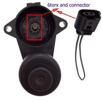 6 Torx Or 12 Torx Wheel Handbrake Brake Caliper Servo Motor 3C0998281A 3C0998281B Fits For VW